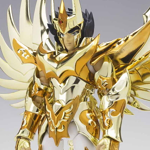 Saint Cloth Myth Phoenix Ikki God Cloth -10th Anniversary Edition- (PVC Figure)