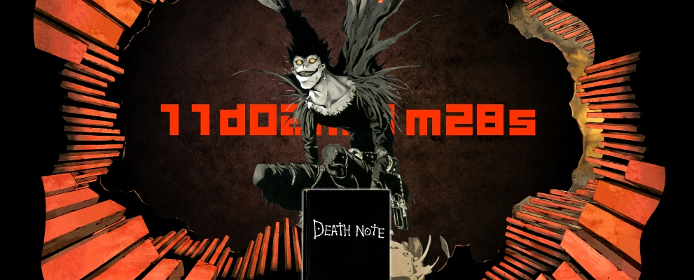 Death Note 10th Anniversary