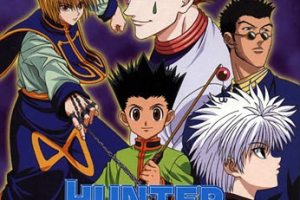 Hunter X Hunter OAV