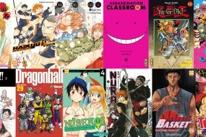 Sorties mangas février 2014
