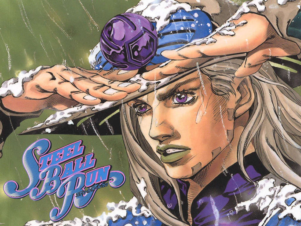 Steel Ball Run participe au tournoi manga-news