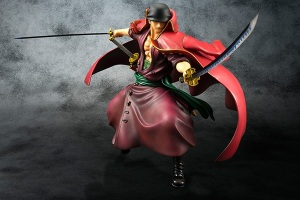 MegaHouse Excellent Model Portrait.Of.Pirates ONE PIECE EDITION-Z Roronoa Zoro