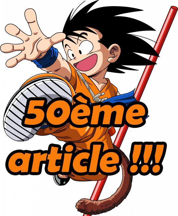50 articles parus sur WSJ unofficial