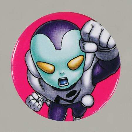Badge Jaco the galactic patrolman