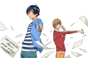 Bakuman merci 100 articles