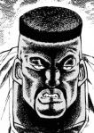 Ken Tamaki, premier boxeur poids lourds japonais