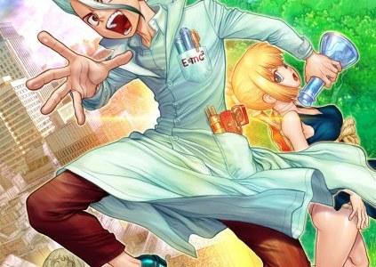 Light Novel pour Dr. Stone