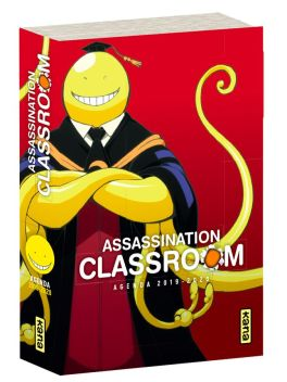assassination-classroom-agenda-2019-2020-kana