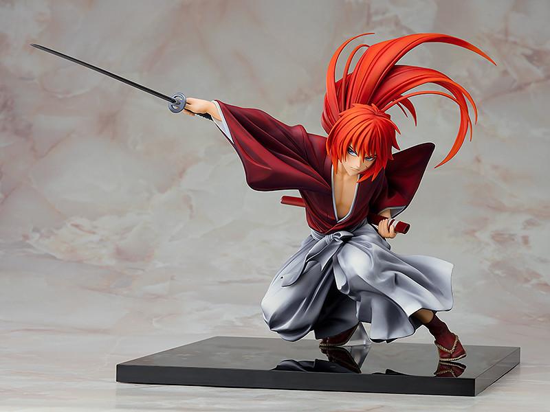 MAX FACTORY Rurouni Kenshin -Meiji Kenkaku Roman Tan- Himura Kenshin 17 PVC Figure.jpg