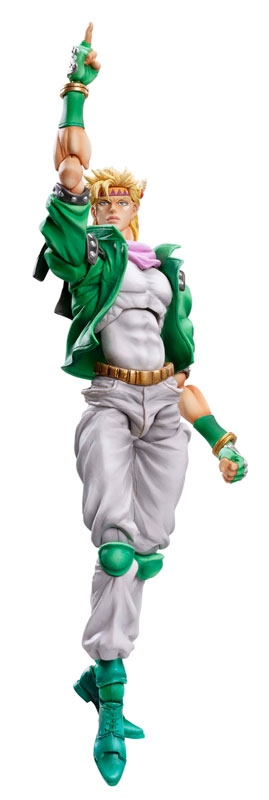 MEDICOS ENTERTAINMENT Super Figure Action JoJo's Bizarre Adventure Part II 31 Caesar Antonio Zeppeli Araki Hirohiko Authorized Colour Action Figure.jpg