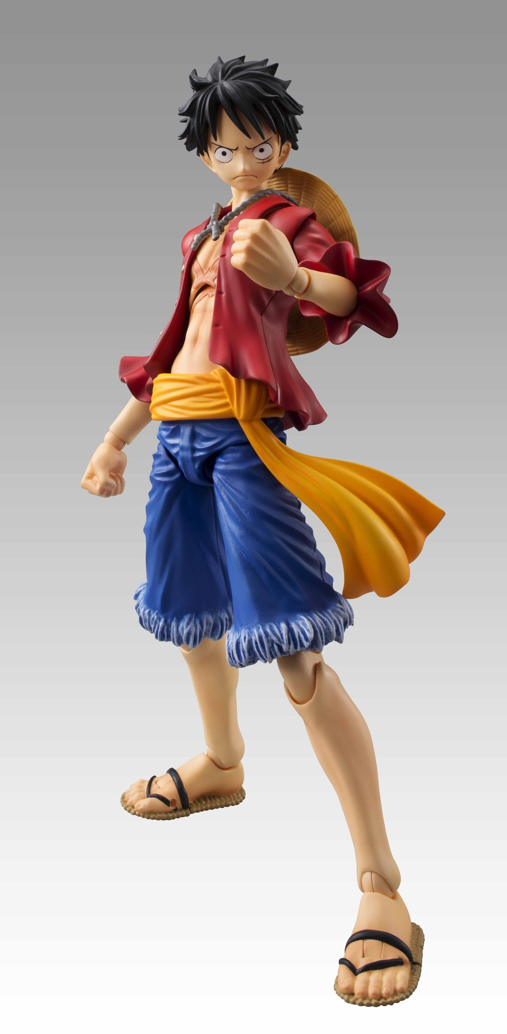 MegaHouse Variable Action Heroes ONE PIECE Monkey D. Luffy Action Figure.jpg