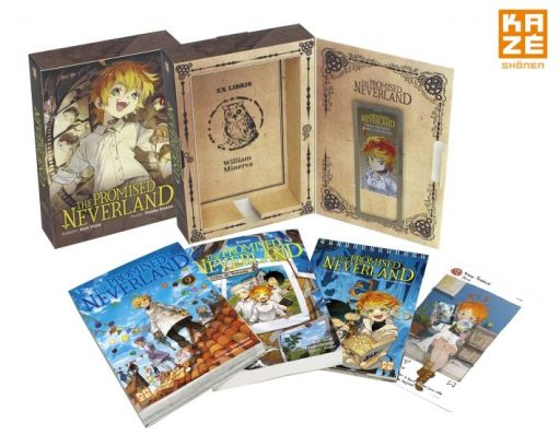 promised-neverland-coffret-roman-t9-collector