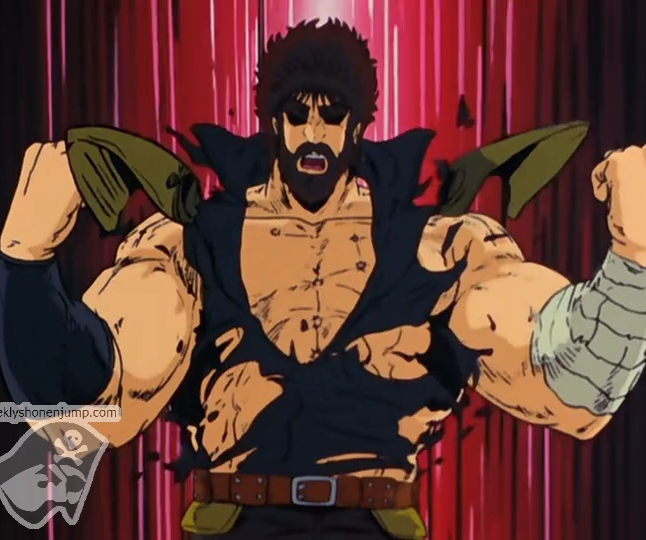 Kenshiro est enfin là !