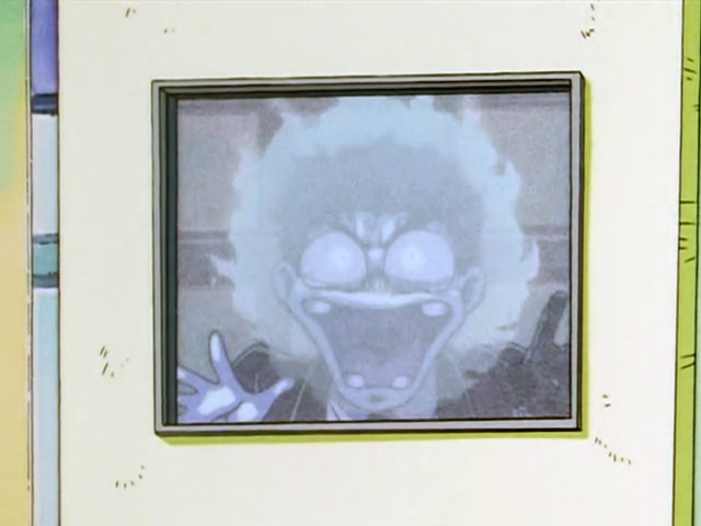 Nube est maladroit au point de faire peur à sa classe !