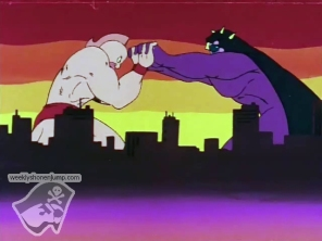 Kinnikuman grandit pour combattre la menace !
