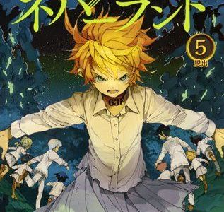 Yakusoku No Neverland 5