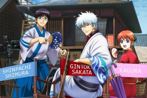 Gintama The Movie 2021