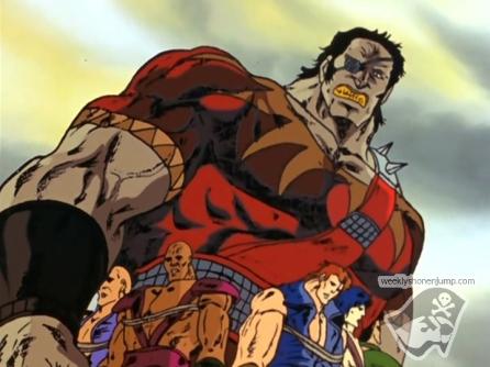 Un autre mercenaire s'attaque au problème Kenshiro !