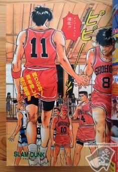 Weekly Shonen Jump 1991 #34 Slam Dunk
