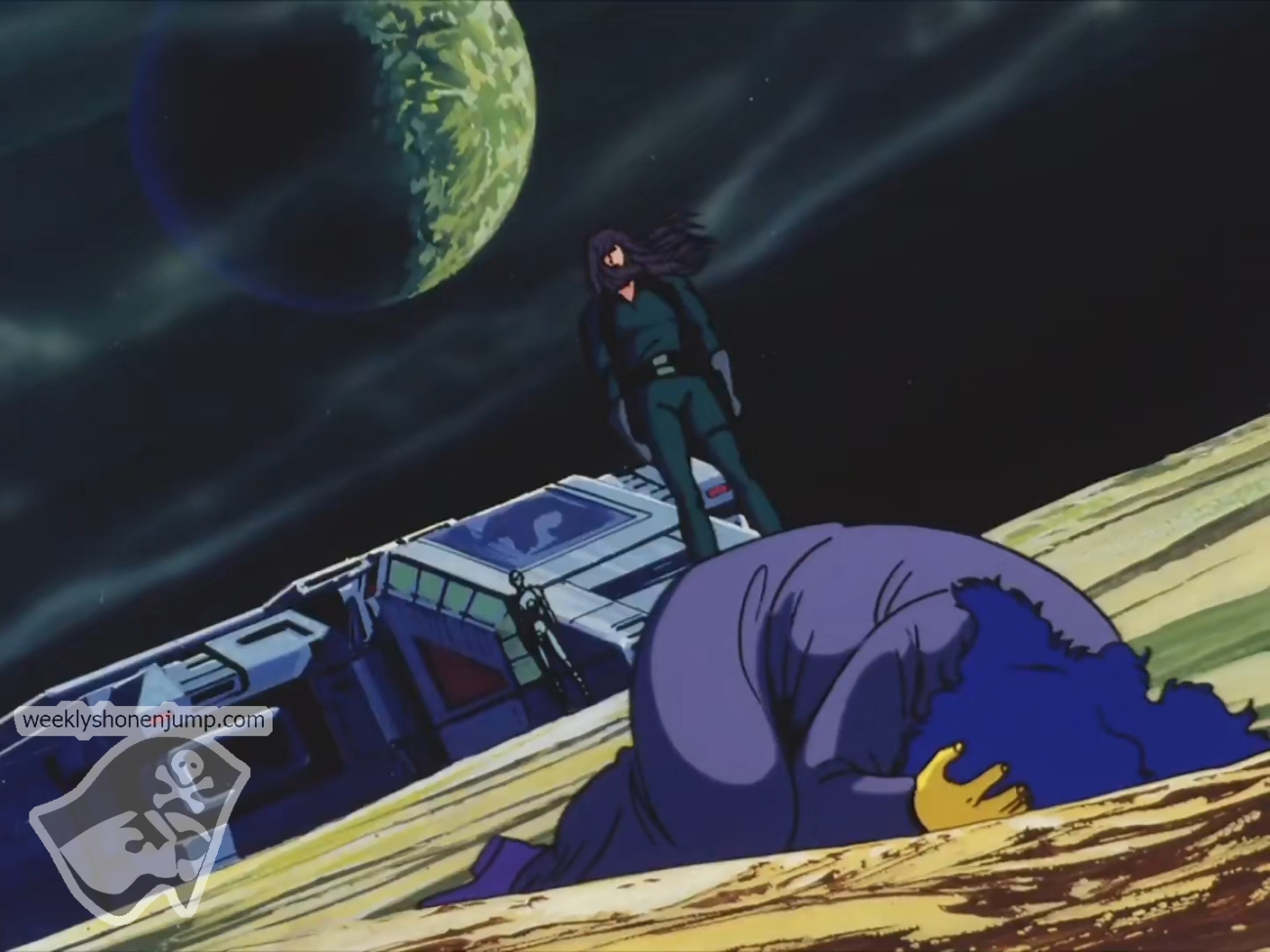 Space Adventure Cobra 1982 S01E01b