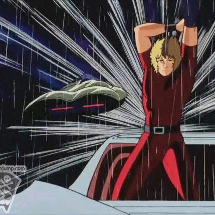 Cobra se débarrasse enfin du pirate de l'espace !