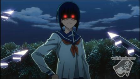 "Tokiko en mode ""tu seras mon apprenti"" !"