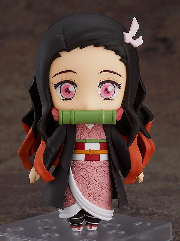 GOOD SMILE COMPANY (GSC) Kimetsu no Yaiba Nendoroid Kamado Nezuko